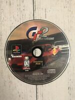 Gran Turismo 2 Simulation Mode Disc Sony PlayStation 1 1999 PS1 *Disc Only*