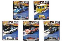 Hot Wheels Premium USA Only Walmart Exclusive 2020 Boulevard MIX D Set of 5