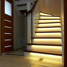Smart Stair Lights Turn On When You Walk On Them Night Induction Stair Light USA