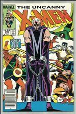 UNCANNY X-MEN #200 NEWSSTAND 1985 CHRIS CLAREMONT! MAGNETO & MYSTIQUE APP! FN/VF