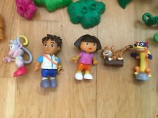 Huge Collection Nick Jr Mega Bloks & Lego.Go Diego & Go Dora ~ Figures Buildings