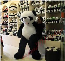 72'' Giant Panda Plush Toy Big Stuffed Animal Bear Doll Birthday Pillow Gift 8KG