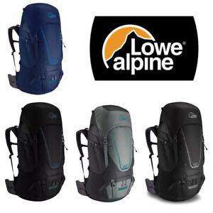 LOWE ALPINE Atlas 65:75L Rucksack hiking travel backpack  (£115) (4 Colours)