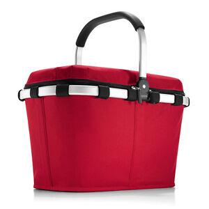 reisenthel shopping carrybag iso Einkaufskorb red