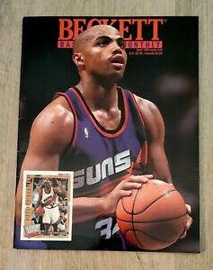 Beckett Basketball Monthly April 1993 Issue #33 Charles Barkley