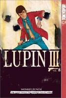 Lupin III, Vol. 8-ExLibrary
