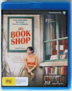 Blu Ray - The Book Shop - (2017) Emily Mortimer - Preowned