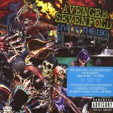 Avenged Sevenfold - Live In The LBC And Diamonds In The Rough (CD/DVD) (R0) - CD