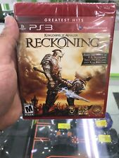 Kingdoms of Amalur [ Reckoning ] (PS3) NEW FACTORY SEALED