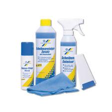 Cartechnic Set 5-teilig Frostschutz Scheibenenteiser Eiskratzer Gummipflege Tuch