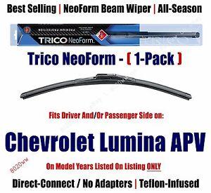 Premium NeoForm Wiper Blade (Qty 1) fits 1990-1996 Chevrolet Lumina APV 16240