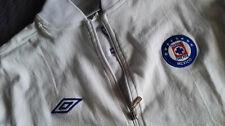 Team Cruz Azul Women Official Soccer Away Jacket Umbro Size M 2012