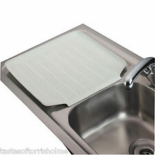 Kitchen Craft Large Thick Rubber Sink Draining Board Protector Mat Cover KCDMAT