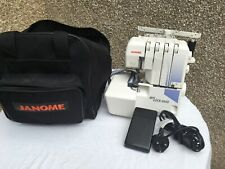 Janome 644D 4 Thread Overlocker in Full Working Order- Recently Serviced