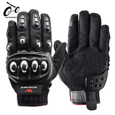 WOSAWE Racing Motorcycle Gloves Breathable Motorbike Touch Screen Moto Gloves