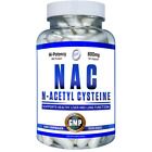 HI TECH N-ACETYL-L-CYSTEINE (NAC) 600 mg Capsules nonGMO USP Grade USA 🇺🇸 <br/> FREE USA SHIPPING