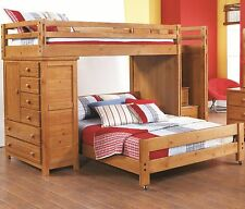 Creekside Collection by Canyon bunk bed twin over full