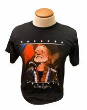 Brand New Official Willie Nelson Pre-Shrunk Cotton T-Shirt Tour Concert Medium