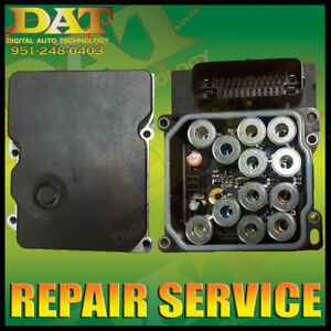 Ford F-150 ABS Module Repair Service  2007 2008 2009 2010 2011 2012 2013 2014