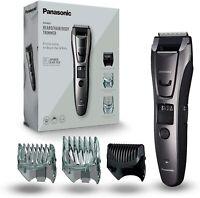 Panasonic ER-GB80-H503 - Cortador De Pelo Y Barba Precisa Premium 3 En 13 peines
