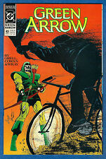GREEN ARROW # 43  - DC 1991  (vf)