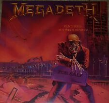 Megadeth - Peace Sells But Who's Buying? - Ltd Edition Purple Vinyl LP - New