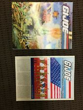 GI Joe Tomart's Reference Guide Part I 1982-1983 & Part II 1984-1985 Figure Book