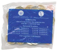 La Grèce starterkit 45 pièces valeur nominale 14,67 euros