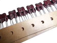 STC 1055-1543, ST15080D101, 8pF, .5%, 100V, silver mica capacitors, lot/25