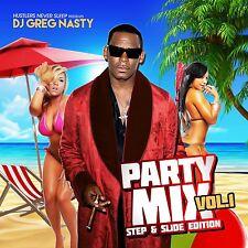 "DJ Greg Nasty - ""Party Mix Vol. 1"""
