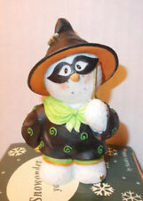 Sarah'S Attic Snowonders Mrs. October ~ Halloween Witch #0928~Very Cute! 2005