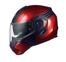 OGK KABUTO KAZAMI Shiny RED/Black L Large  Helmet Japanese Model