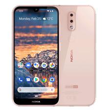 Nokia 4.2 (Unlocked) 32GB 4G LTE 5.71in 13MP 3GB RAM AI Waterdrop Pink