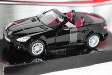 Mercedes SLK55 AMG schwarz 1:24 Motormax neu & OVP 73292