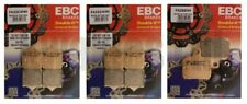 Ducati S4 RS Monster 998cc 2006 EBC HH Sintered Front Brake Pads Fa322/4hh