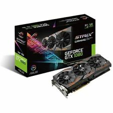 ASUS NVIDIA Geforce GTX 1080 Strix Gaming, A8GB  4712900479768  90yv09m2-m0nm00