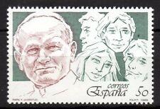 Spain - 1989 Visit of Pope John Paul II - Mi. 2901 MNH