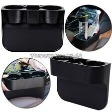 Car Food Drink Bottle Cup Cell Phone Pen Rack Holder Mount Stand Storage Tray