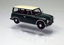 Herpa 027656-002  IFA AWZ P 70 Kombi - grün / beige -  green / beige