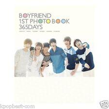 BOYFRIEND - 1st Photobook : 365 Days (376p PhotoBook+DVD+Gift Photo)