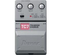 IBANEZ  TC7 TRI-MODE CHORUS Effetto a pedale per Chitarra