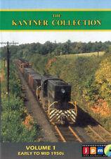 The Kantner Collection DVD John Pechulis coal operations Pennsylvania Reading