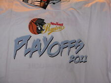 """New Yorker Phantoms 2011 Playoffs"" T Shirt New with tag –Unique Basketball item"