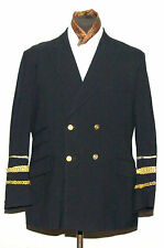 """GUARDS DOUBLE BREASTED BLAZER JACKET 42"""" NAVY BLUE"""
