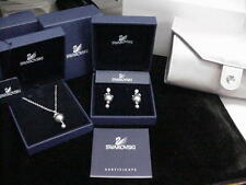 SWAROVSKI BNIB NECKLACE/EARRINGS reduced*,FREE JWRLY ROLL, *Post Christmas sale