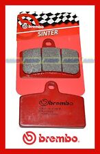 Pastillas Brembo Sint Ant. Derbi GTR 125 4T - Rieju Tango 125 06/08 07GR72SA
