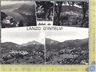 Lanzo D'Intelvi (Como) - 1956 - Cartolina - Postcard