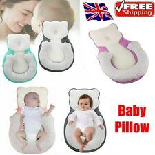 Baby Infant Newborn Pillow Cushion Prevent Flat Head Sleep Nest Pod Anti Roll