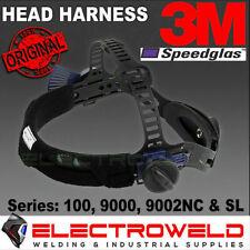 3m Speedglas Head Harness For Welding Helmet Series 100 9000 9002nc Sl 705015