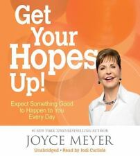 JOYCE MEYER Get Your Hopes Up! NEW Unabridged 5 CDs (2015)